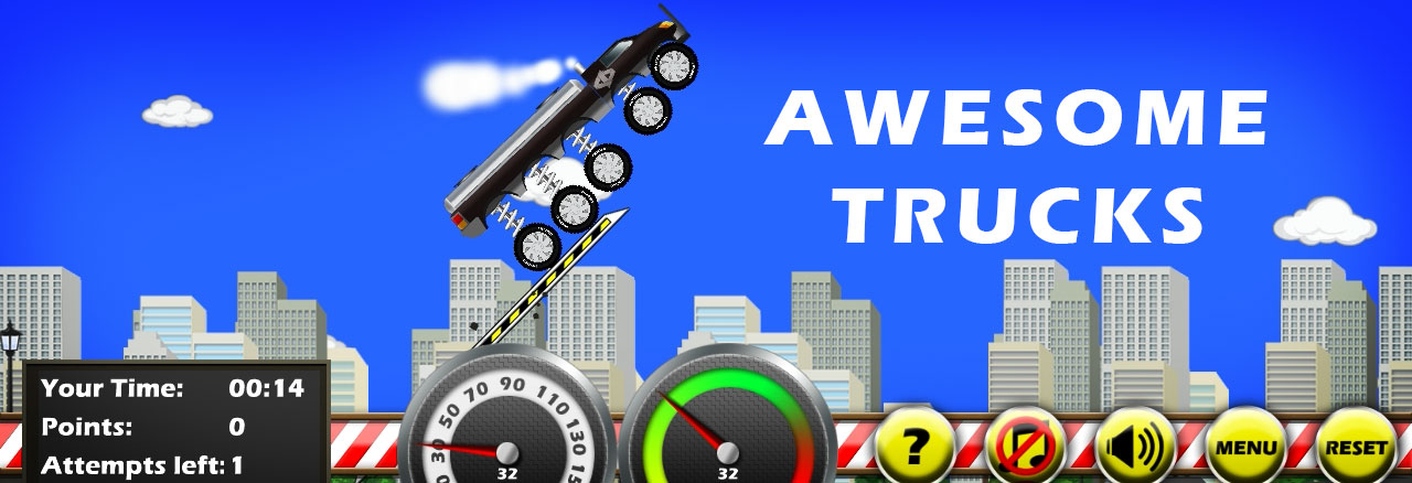 The Truck Driver game screenshot